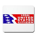Legal Citizen Mousepad