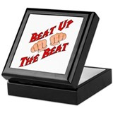 Beat Up The Beat Keepsake Box