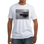 Hard Day's Night Fitted T-Shirt