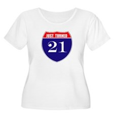 21st Birthday! T-Shirt