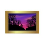 Rectangle Magnet (10 pack) Sunset