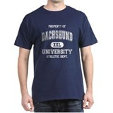 Dachshund University T-Shirt
