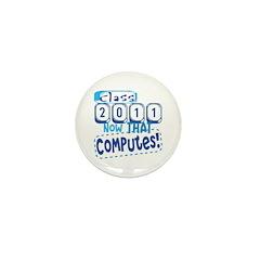 2011 Computes Mini Button