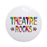 Theatre Ornament (Round)