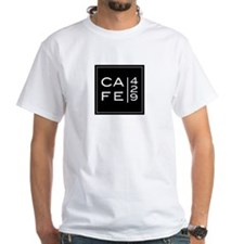 Cafe 429 White T-Shirt