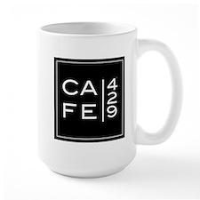 Cafe 429 Large Mug