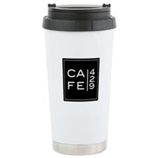 Cafe 429 Stainless Steel Travel Mug
