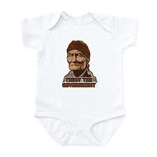 Geronimo Trust Government Infant Bodysuit