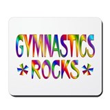 Gymnastics Mousepad