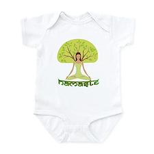 Namaste Tree Infant Bodysuit