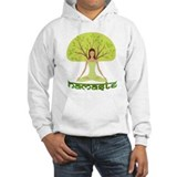 Namaste Tree Hoodie