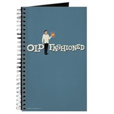 Old Fashioned Mad Men Journal