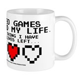 Video Games Ruined My Life Small Mug