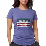 Tea Party Lipstick Republican Fitted T-Shirt