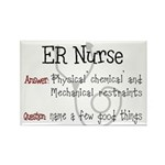 ER/Trauma Rectangle Magnet (10 pack)