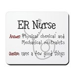 ER/Trauma Mousepad