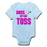 Boss of the Toss Onesie
