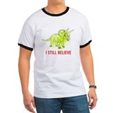 I still believe in the Triceratops T