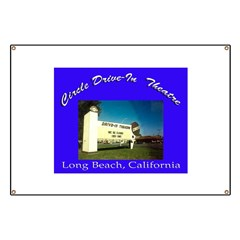 Circle Drive-In Theatre Banner