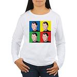 Niccolo Machiavelli Women's Long Sleeve T-Shirt