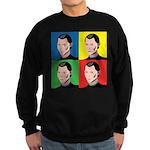 Niccolo Machiavelli Sweatshirt (dark)