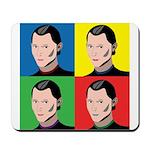Niccolo Machiavelli Mousepad