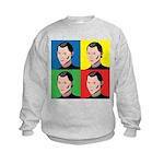 Niccolo Machiavelli Kids Sweatshirt