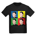 Niccolo Machiavelli Kids Dark T-Shirt
