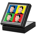 Niccolo Machiavelli Keepsake Box