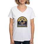 Cleveland Bradley 911 Women's V-Neck T-Shirt