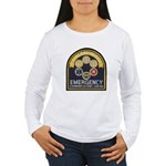 Cleveland Bradley 911 Women's Long Sleeve T-Shirt
