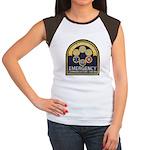 Cleveland Bradley 911 Women's Cap Sleeve T-Shirt