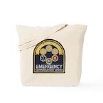 Cleveland Bradley 911 Tote Bag