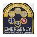Cleveland Bradley 911 Tile Coaster