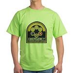 Cleveland Bradley 911 Green T-Shirt