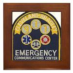 Cleveland Bradley 911 Framed Tile