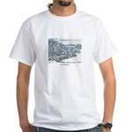 Downtown Miami White T-Shirt