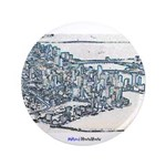 "Downtown Miami 3.5"" Button (100 pack)"