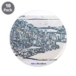 "Downtown Miami 3.5"" Button (10 pack)"