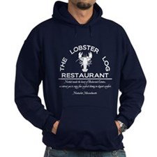 The Lobster Log Restaurant Hoodie