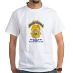 Hawaii Office of Narcotics En White T-Shirt