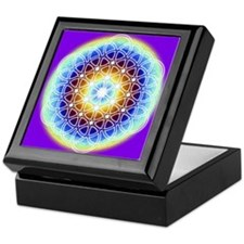 Golden mean Keepsake Box