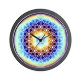 Cute Symmetry Wall Clock