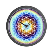 Cool Golden mean Wall Clock
