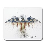 COLORFUL EAGLE Mousepad