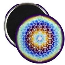 "Cute Symmetric arts 2.25"" Magnet (100 pack)"