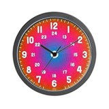 Another Off-the-Wall Wall Clock