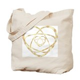 Funny Sacred geometry Tote Bag