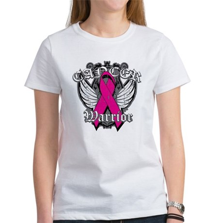 Breast Cancer Warrior Women's T-Shirt