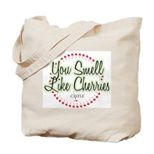 Smell Like Cherries Tote Bag
